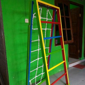 Jual Wall Climbing Portable