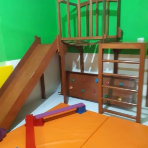 Jual Play Ground Kayu