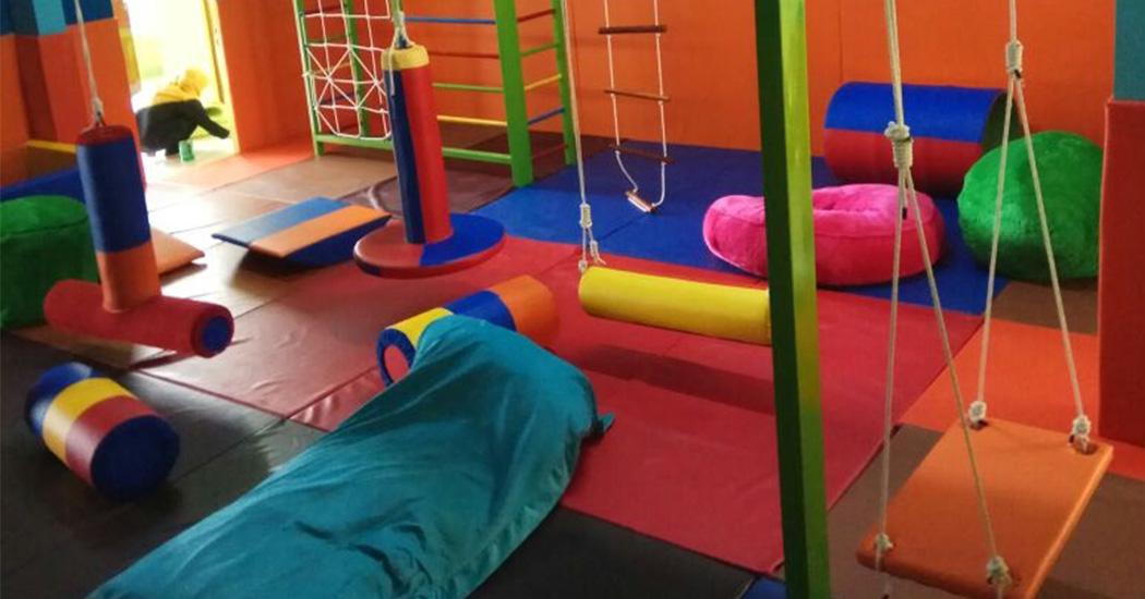 ruang sesnsori integrasi anak